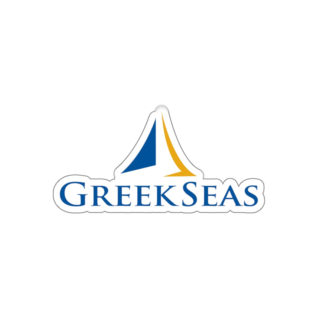 Greek Seas Stickers