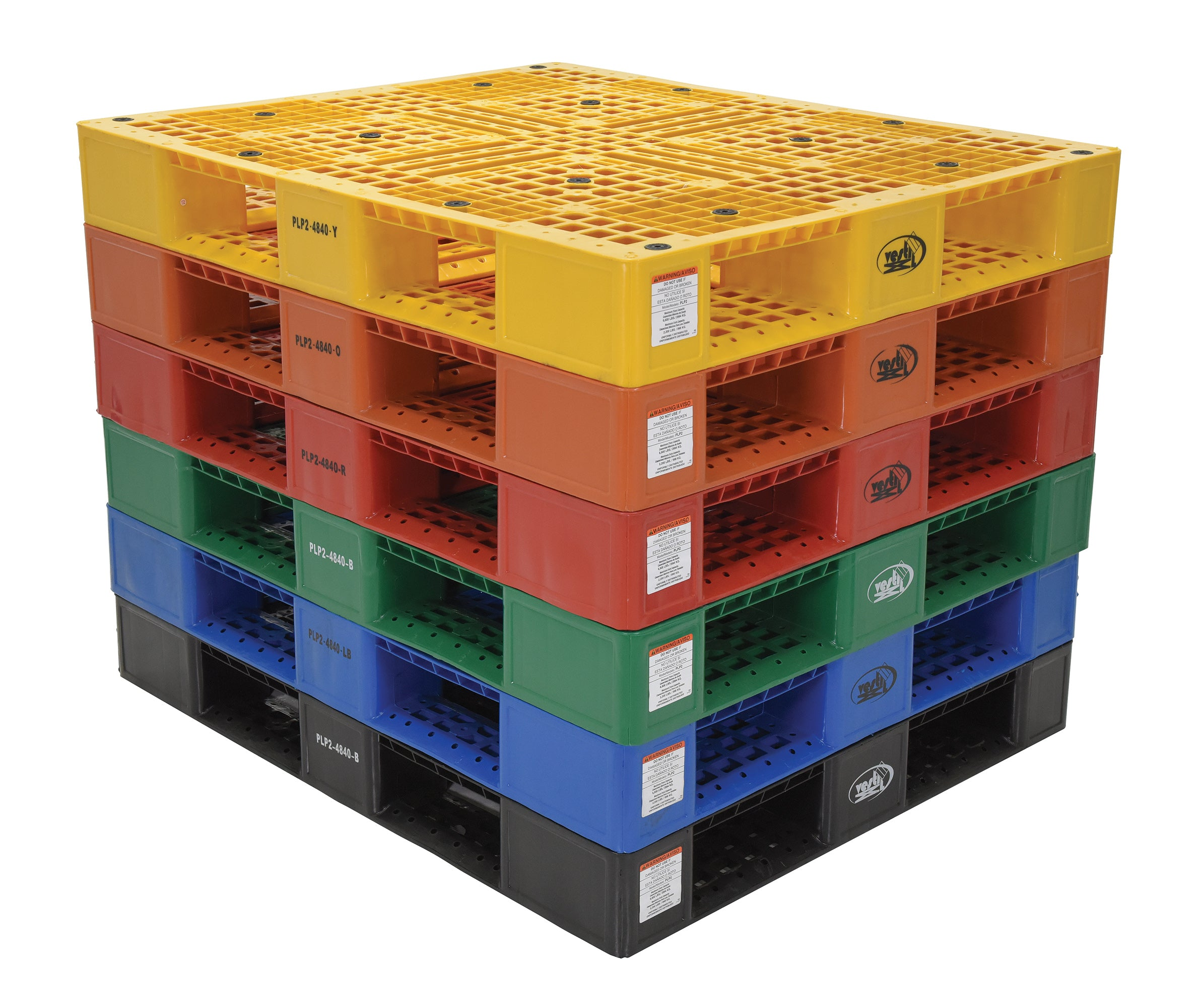 PLP2-4840 Pallet | 48x40 Stackable Pallet