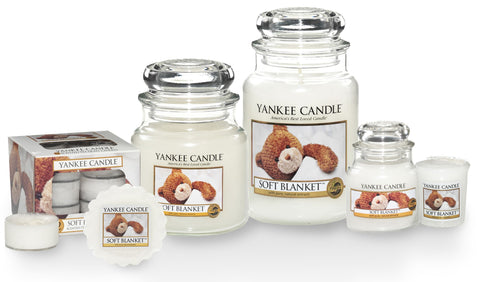 yankee candle formati giara grande media piccola giare tea light sampler candele tart