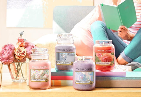 Famiglie olfattive Yankee Candle