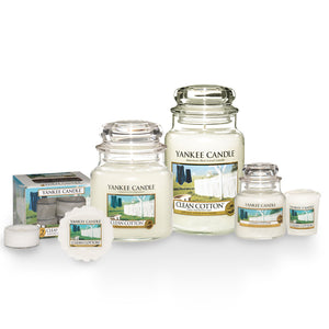 CLEAN COTTON -Yankee Candle- Tart