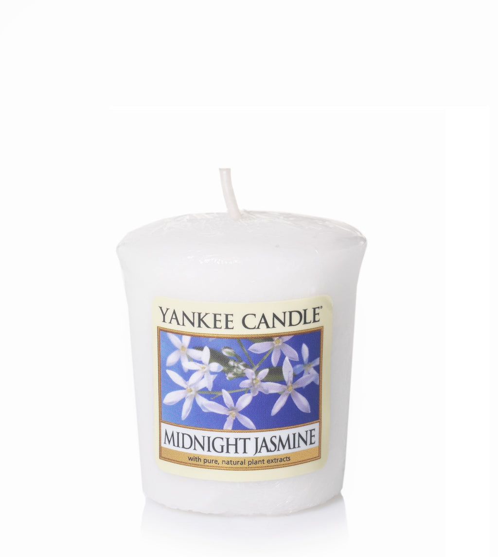 MIDNIGHT JASMINE -Yankee Candle- Candela Sampler