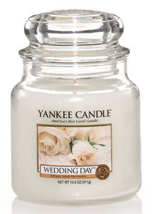 WEDDING DAY -Yankee Candle- Giara Media