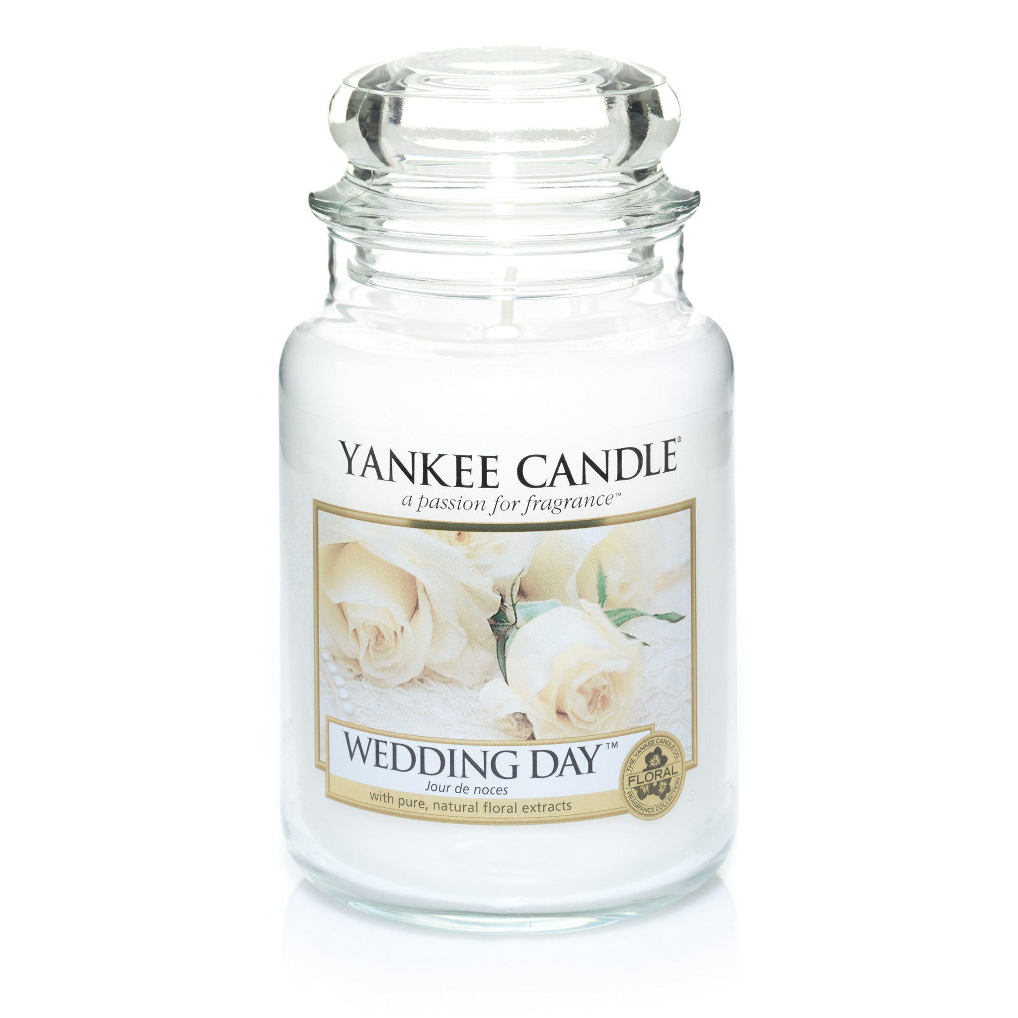 WEDDING DAY -Yankee Candle- Giara Grande