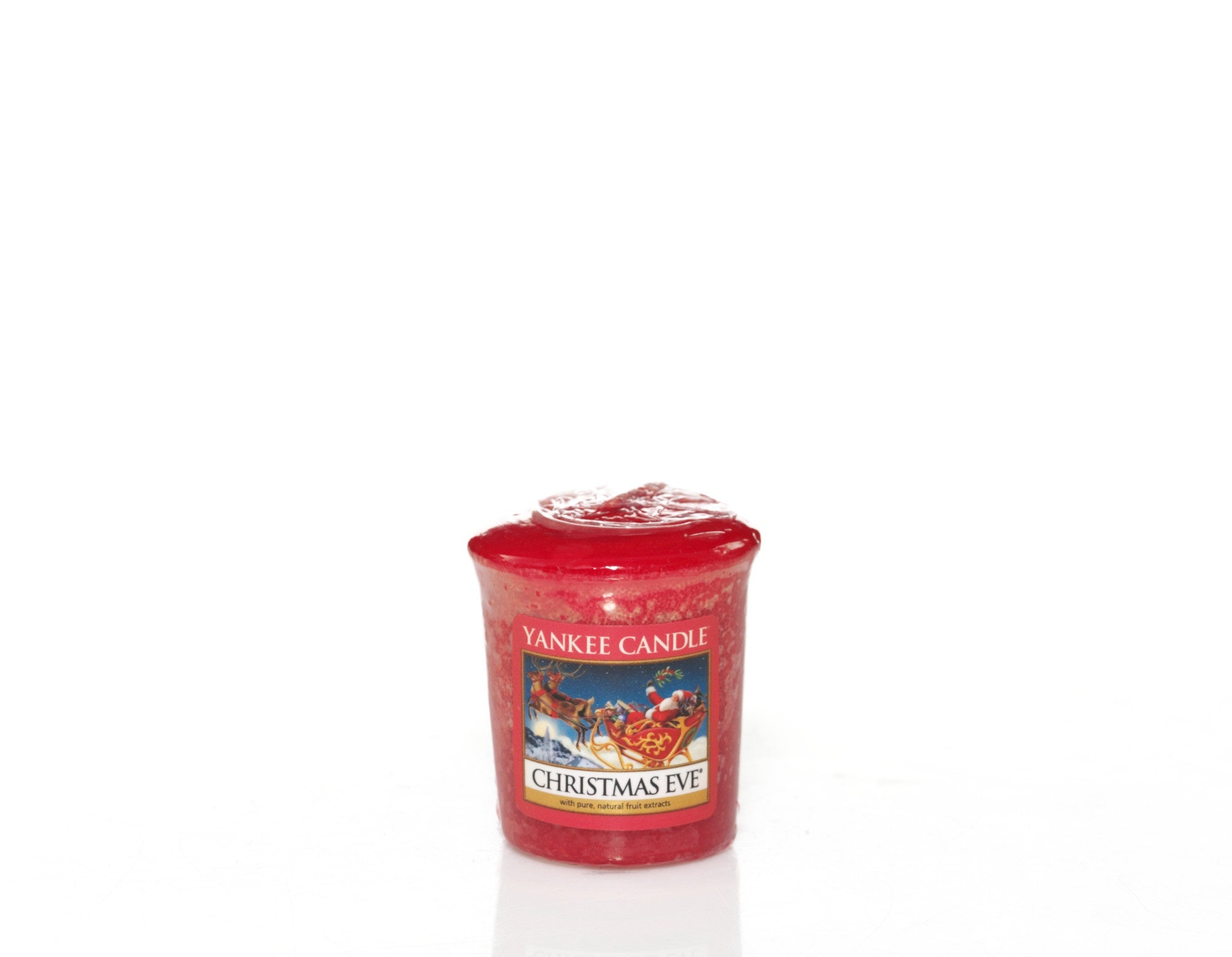 CHRISTMAS EVE -Yankee Candle- Candela Sampler