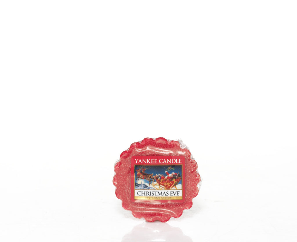 CHRISTMAS EVE -Yankee Candle- Tart