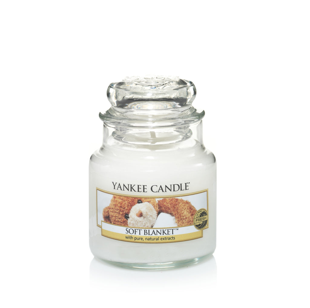 SOFT BLANKET -Yankee Candle- Giara Piccola
