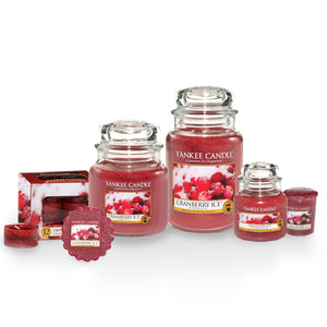 CRANBERRY ICE -Yankee Candle- Giara Piccola
