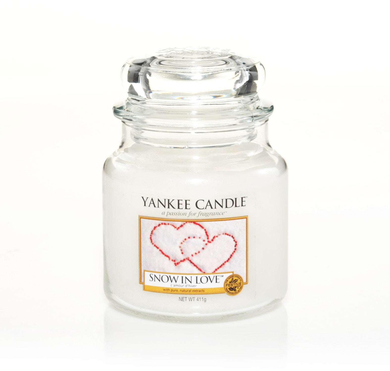 SNOW IN LOVE -Yankee Candle- Giara Media