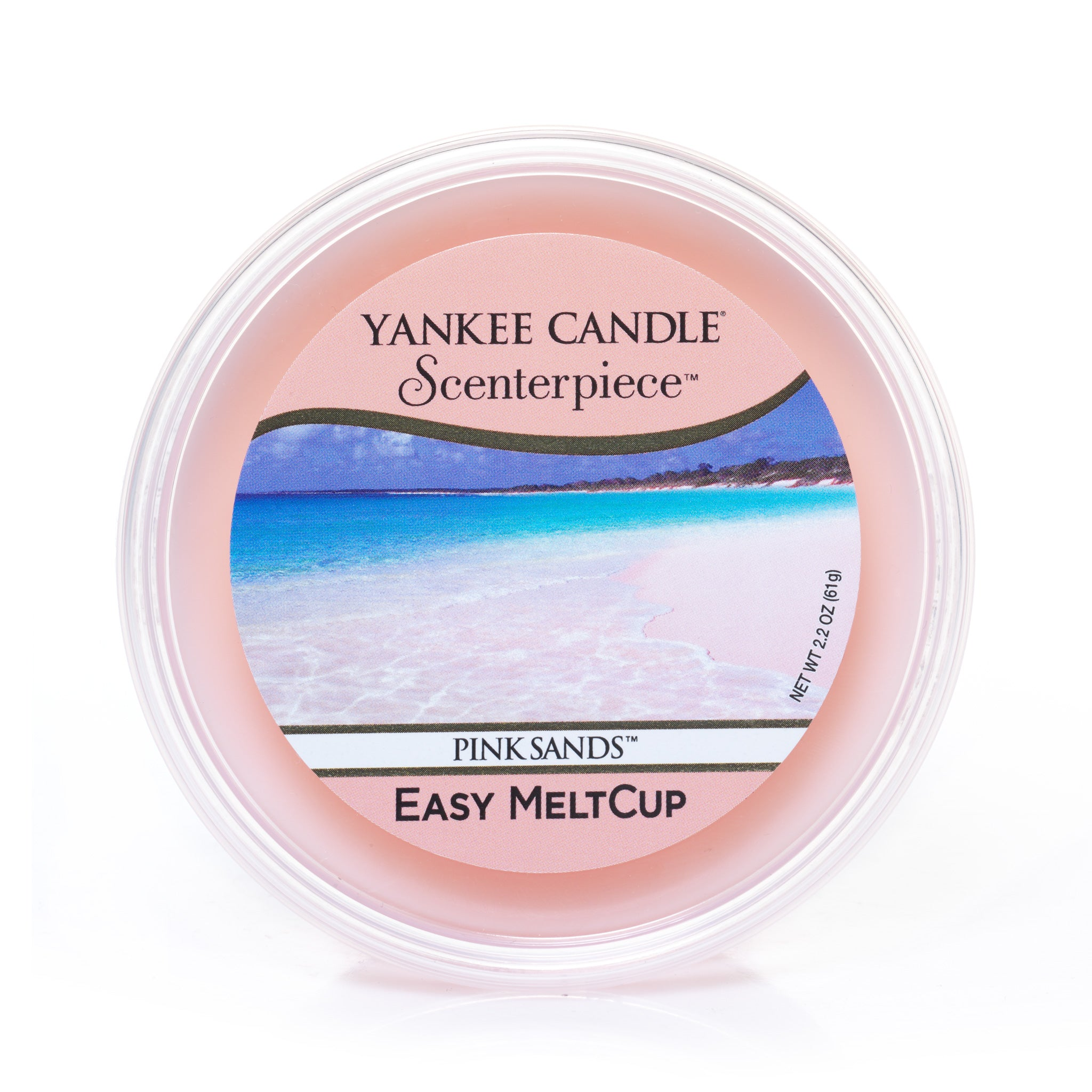 PINK SANDS -Yankee Candle- Easy MeltCup