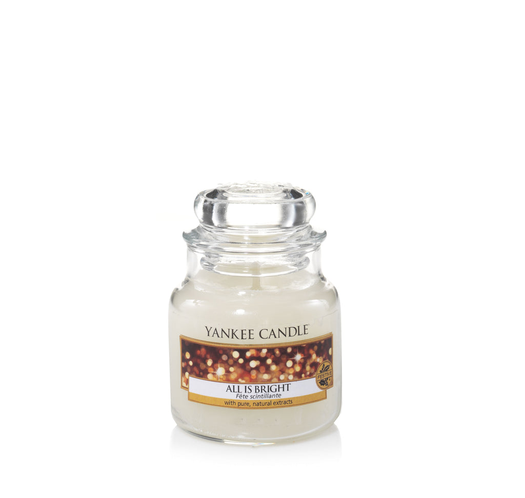 ALL IS BRIGHT -Yankee Candle- Giara Piccola