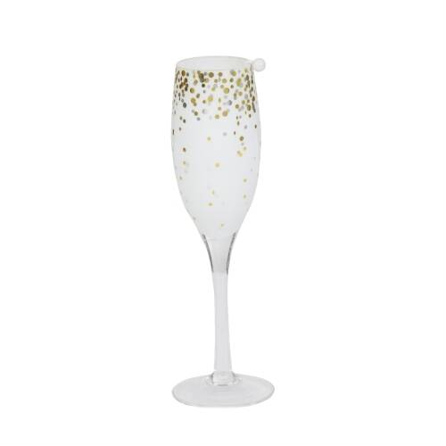 HOLIDAY PARTY -Yankee Candle- Porta Tea Light Champagne