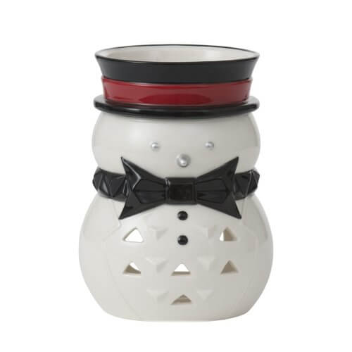 JACKSON FROST -Yankee Candle- Porta Tea Light o Giara Piccola