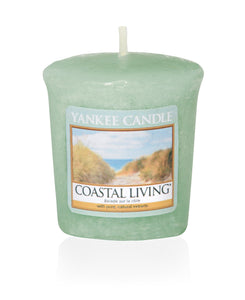 COASTAL LIVING -Yankee Candle- Candela Sampler