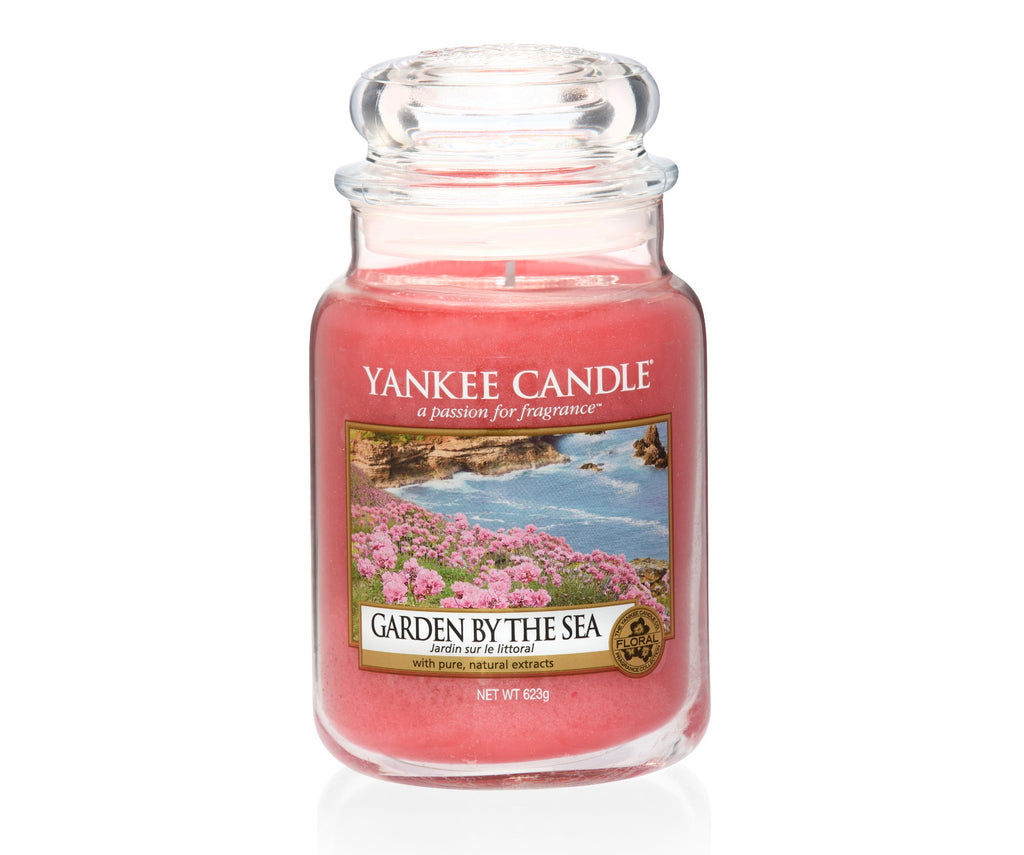 GARDEN BY THE SEA -Yankee Candle- Giara Grande