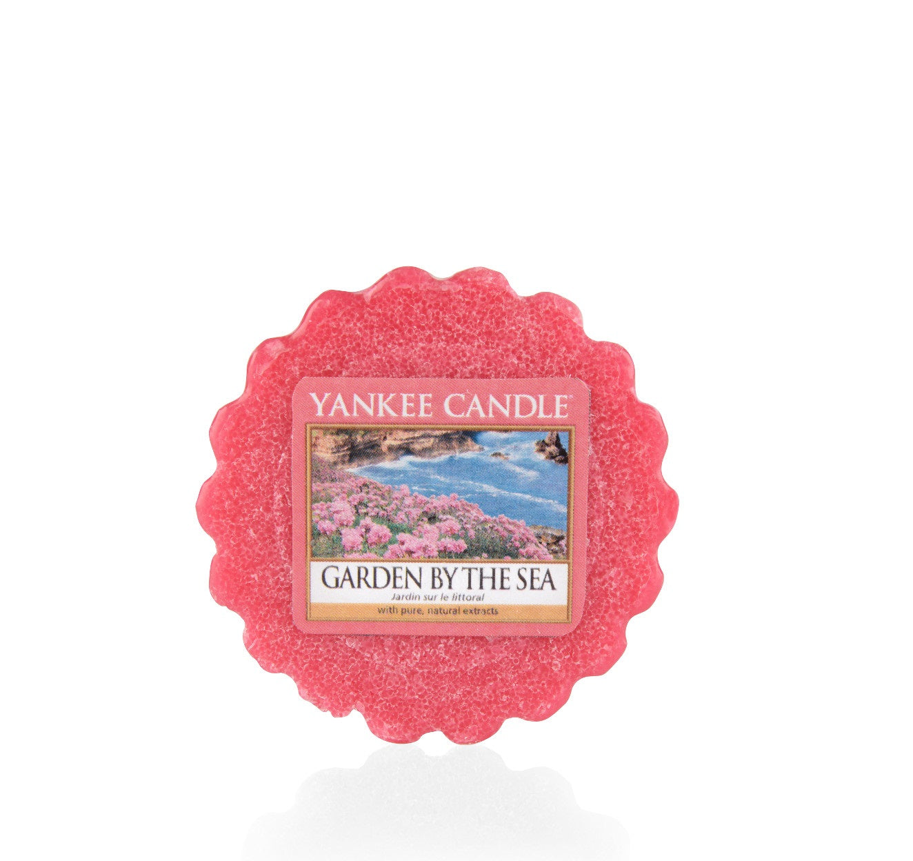 GARDEN BY THE SEA -Yankee Candle- Tart