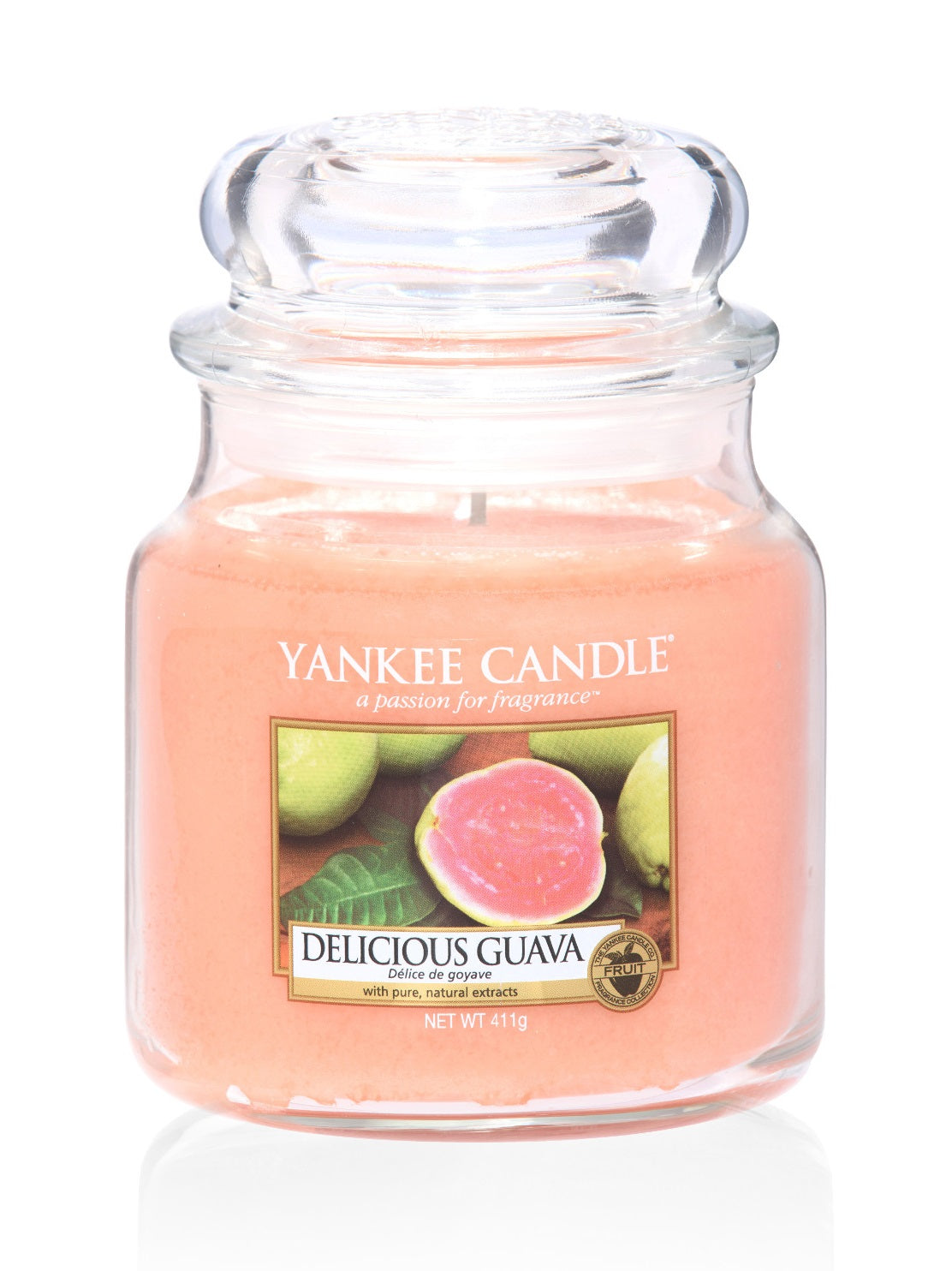 DELICIOUS GUAVA -Yankee Candle- Giara Media