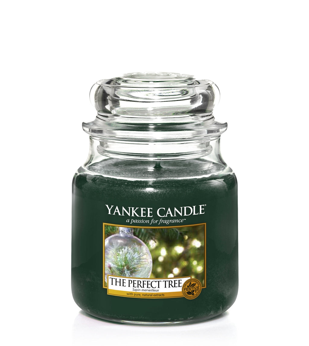 THE PERFECT TREE -Yankee Candle- Giara Media