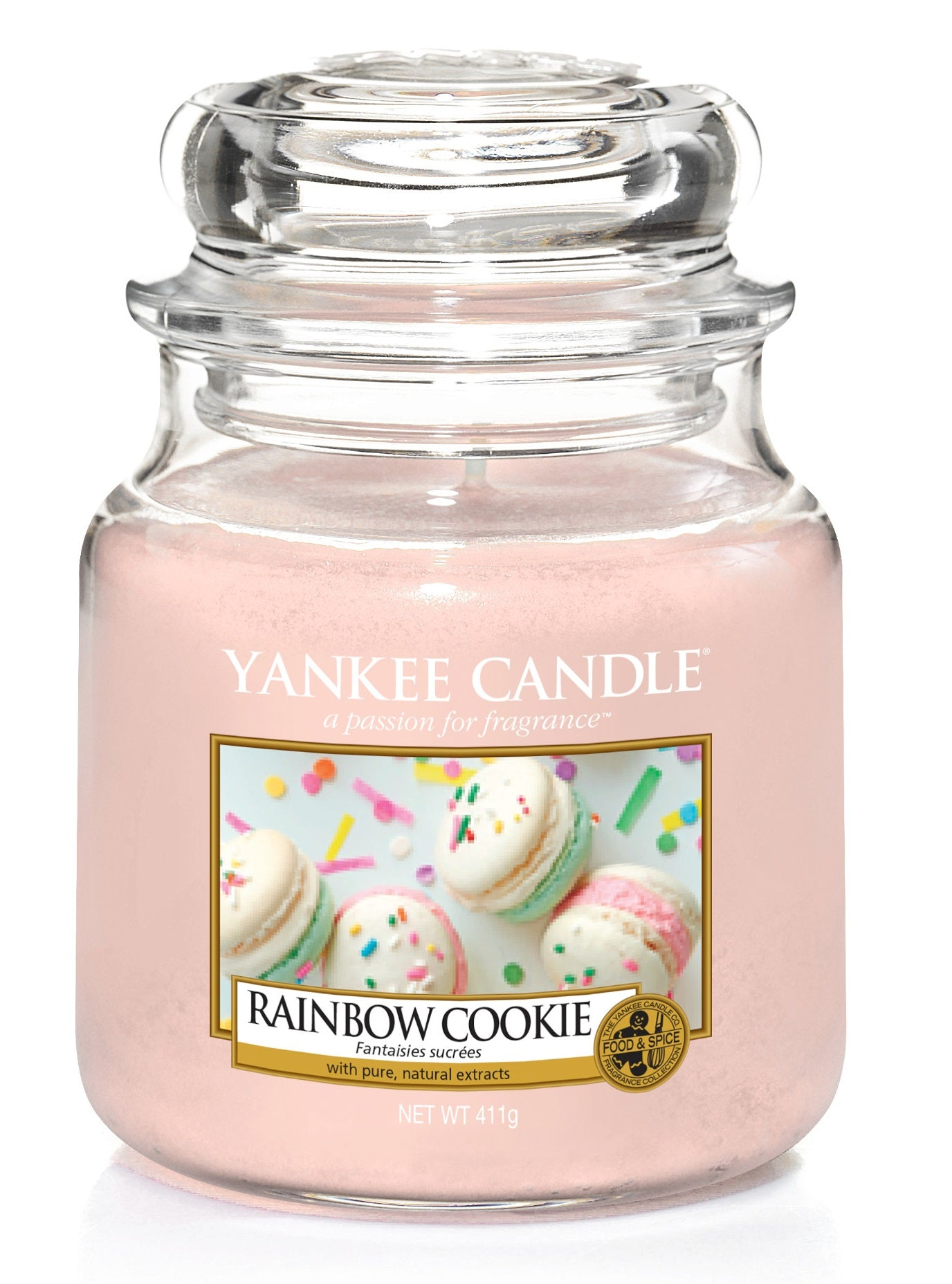 RAINBOW COOKIE -Yankee Candle- Giara Media