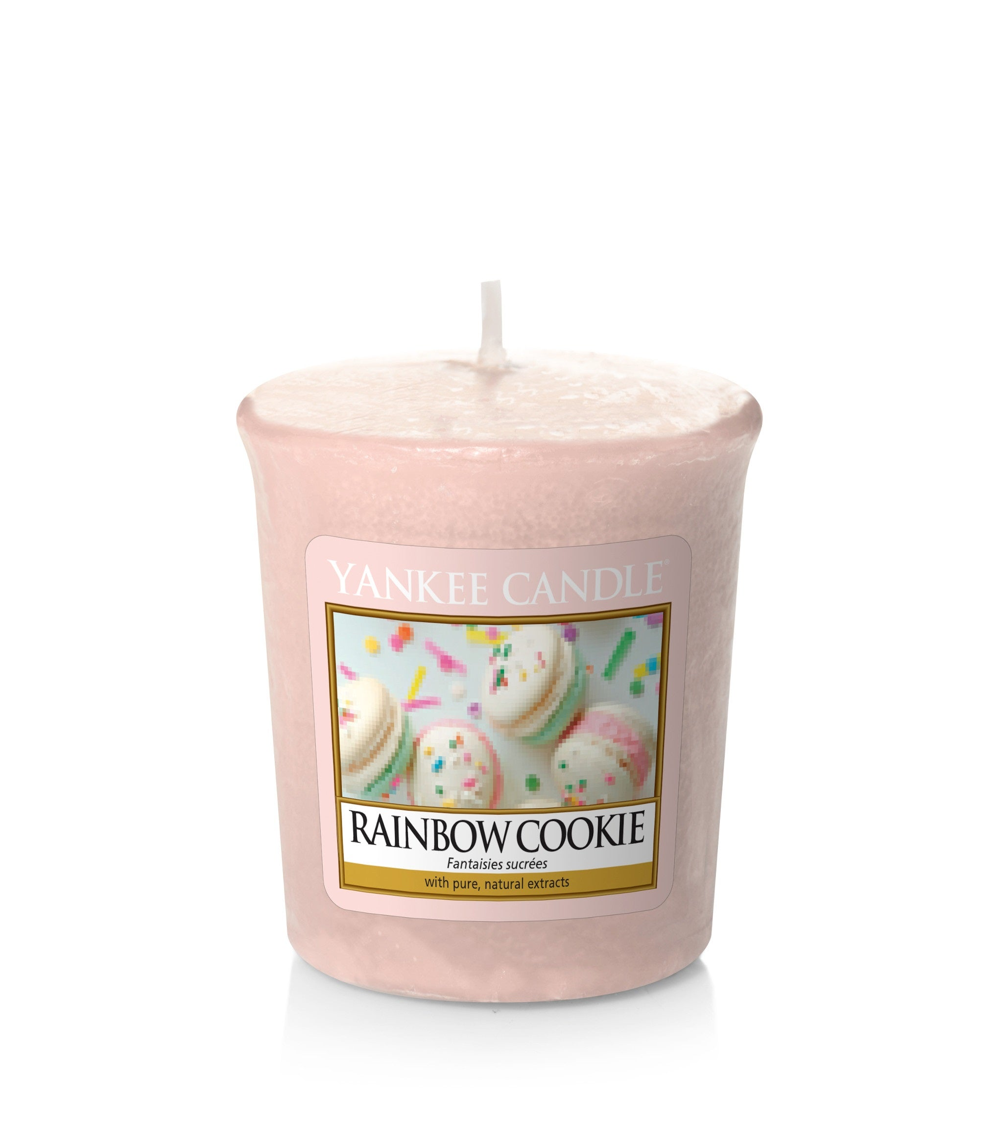 RAINBOW COOKIE -Yankee Candle- Candela Sampler