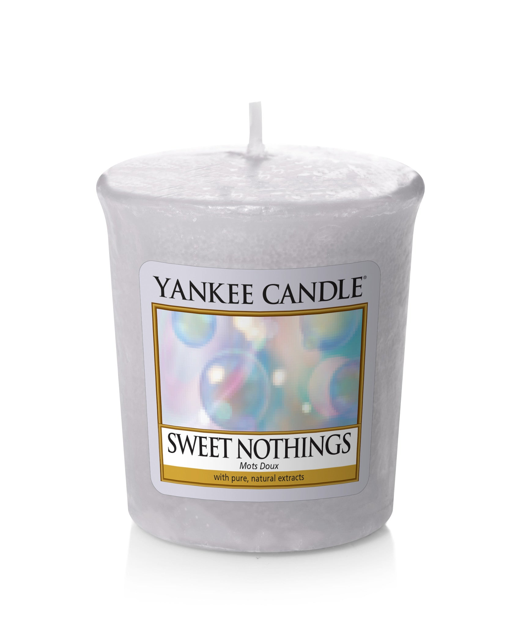 SWEET NOTHINGS -Yankee Candle- Candela Sampler