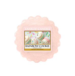 RAINBOW COOKIE -Yankee Candle- Tart