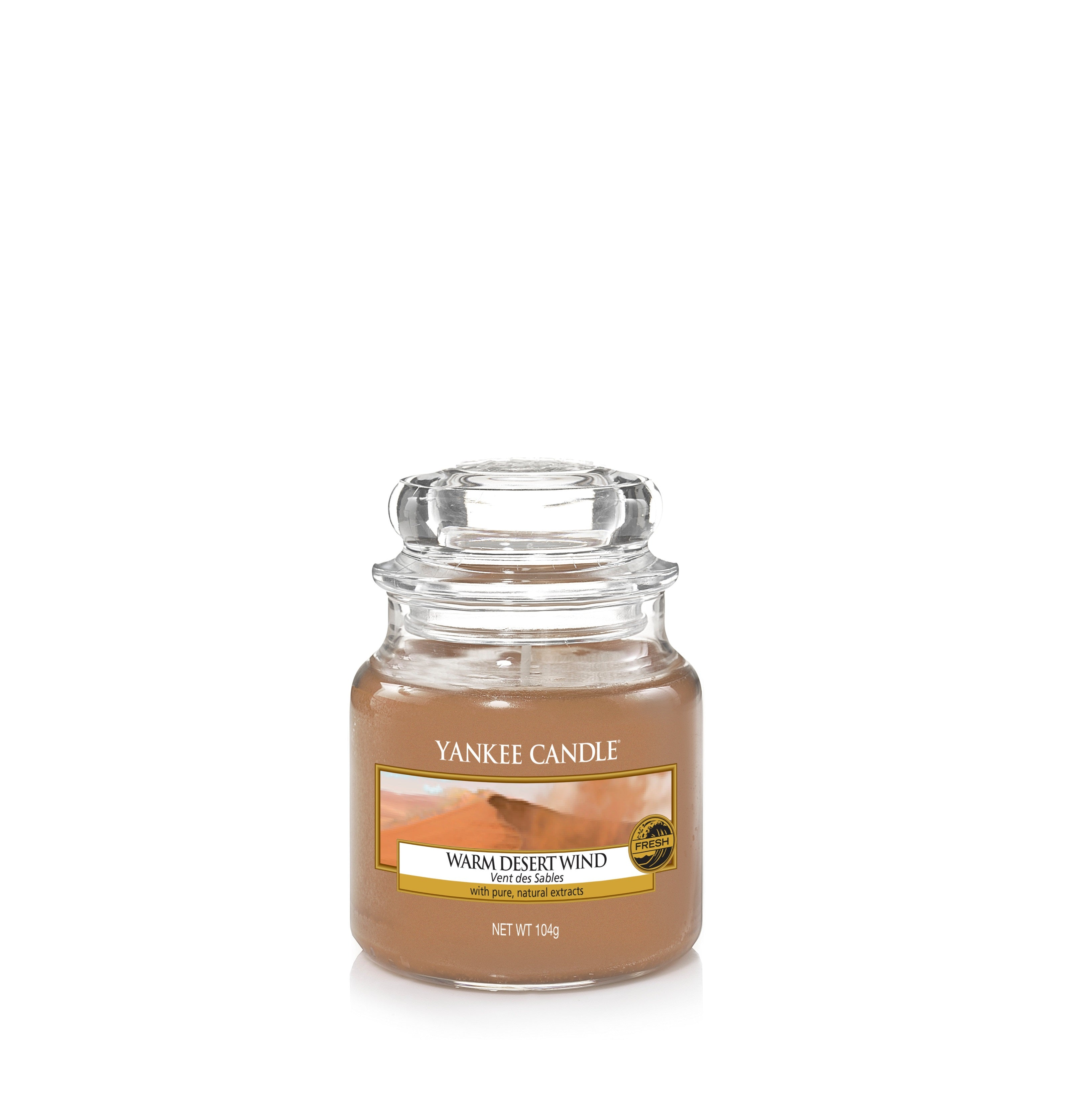 WARM DESERT WIND -Yankee Candle- Giara Piccola
