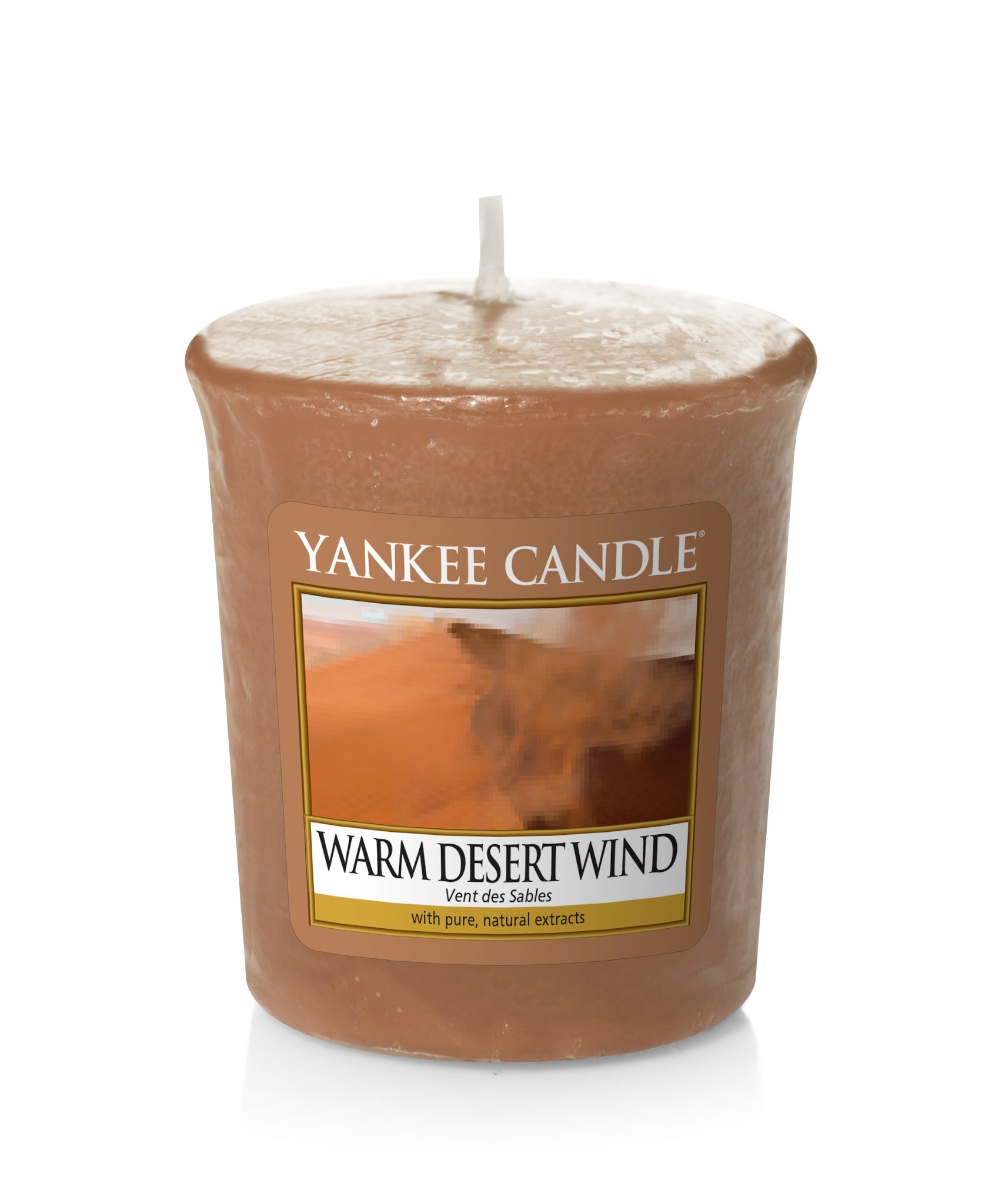WARM DESERT WIND -Yankee Candle- Candela Sampler