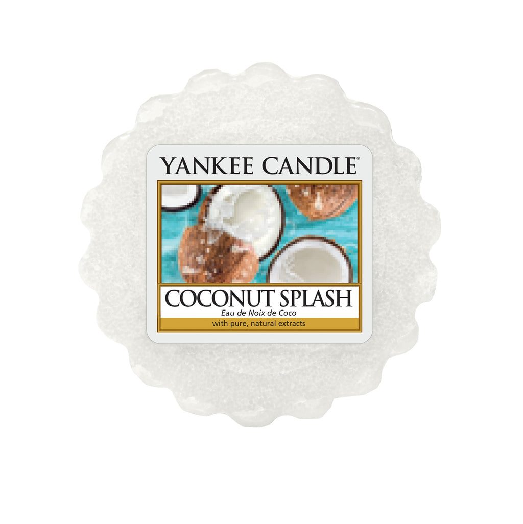 COCONUT SPLASH -Yankee Candle- Tart