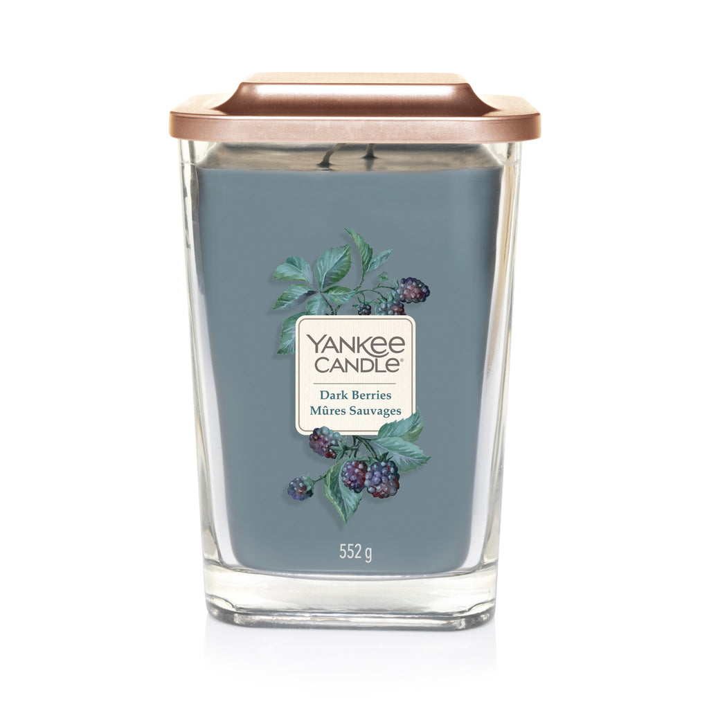 DARK BERRIES -Yankee Candle- Candela Grande