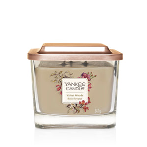 VELVET WOODS -Yankee Candle- Candela Media