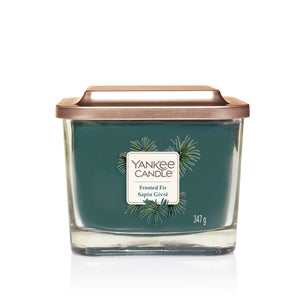 FROSTED FIR -Yankee Candle- Candela Media