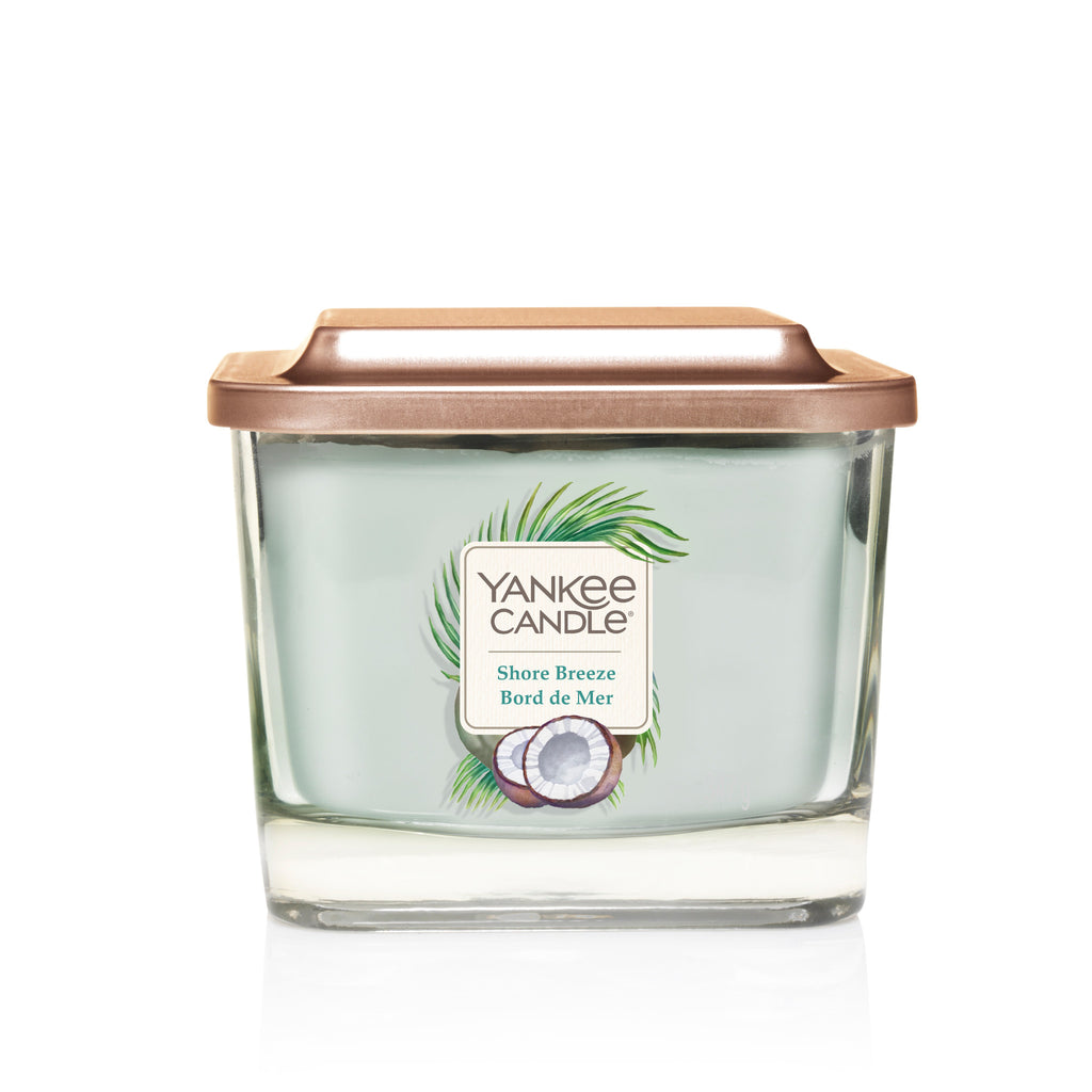 SHORE BREEZE -Yankee Candle- Candela Media