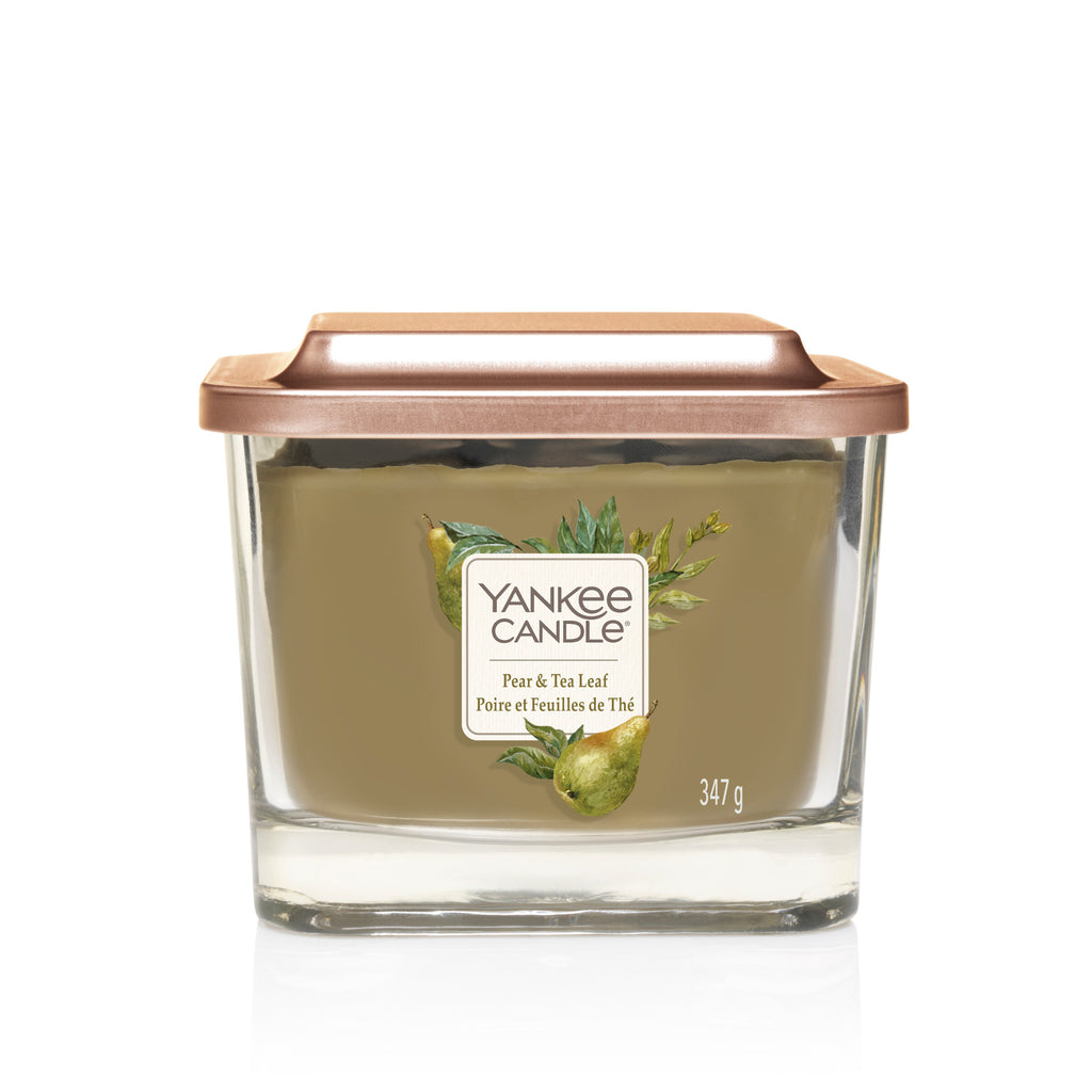 PEAR & TEA LEAF -Yankee Candle- Candela Media