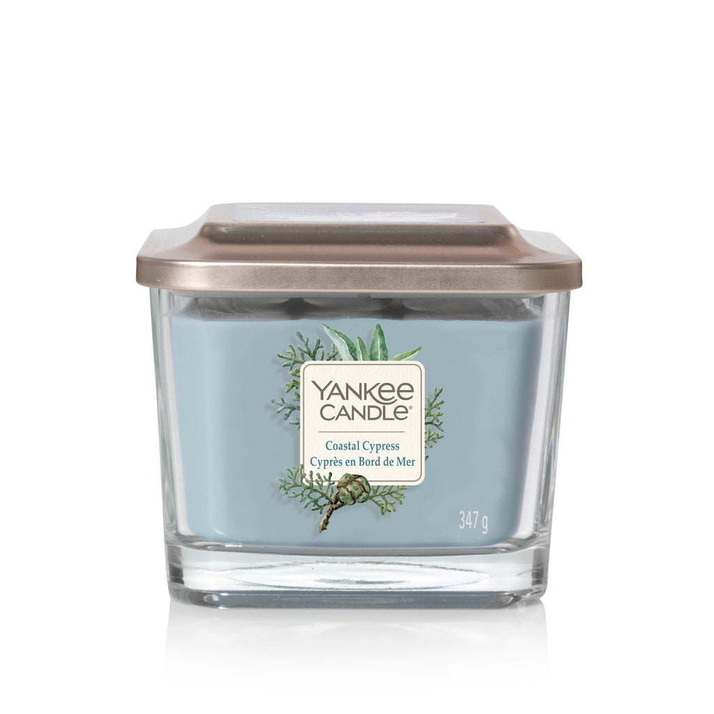 COASTAL CYPRESS -Yankee Candle- Candela Media