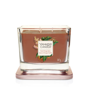 SWEET ORANGE SPICE -Yankee Candle- Candela Media