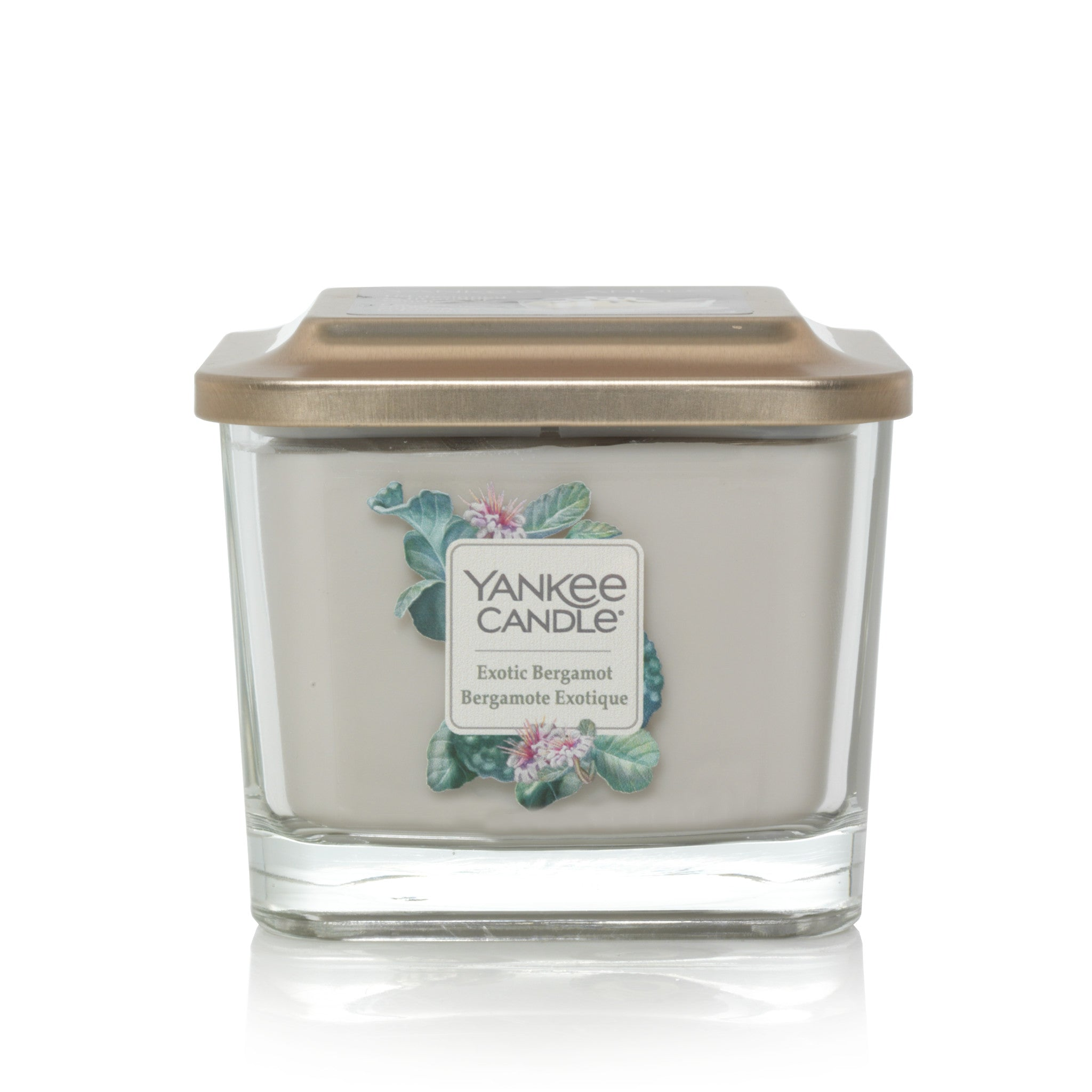 EXOTIC BERGAMOT -Yankee Candle- Candela Media