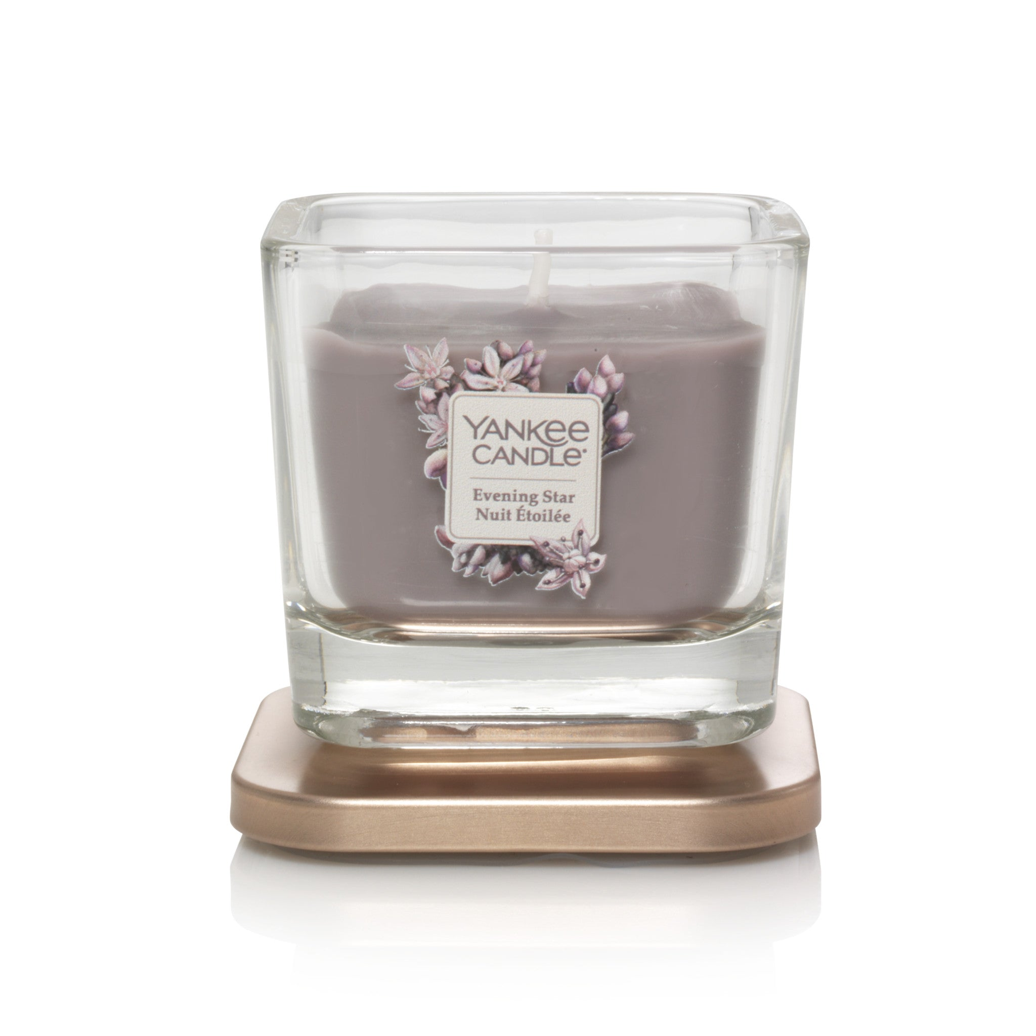 EVENING STAR -Yankee Candle- Candela Piccola