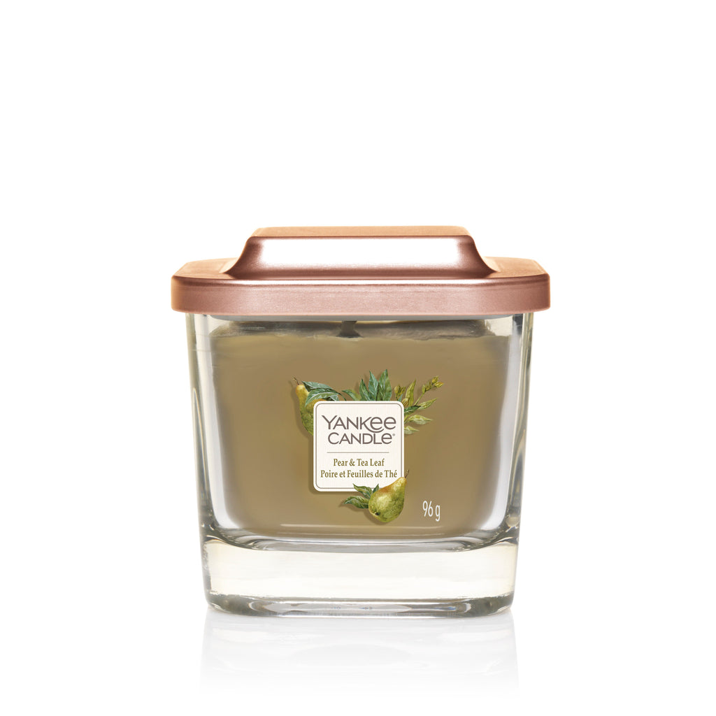 PEAR & TEA LEAF -Yankee Candle- Candela Piccola