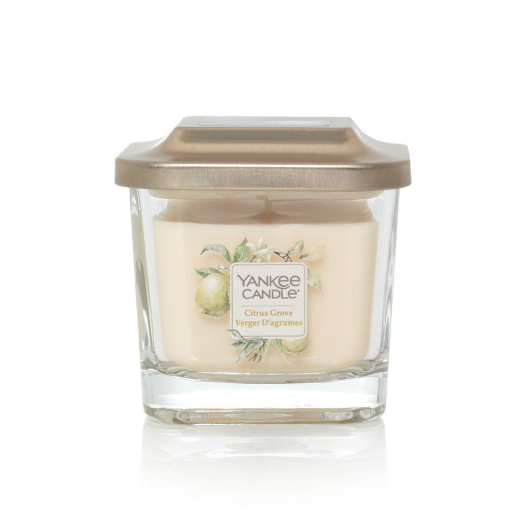 CITRUS GROVE -Yankee Candle- Candela Piccola