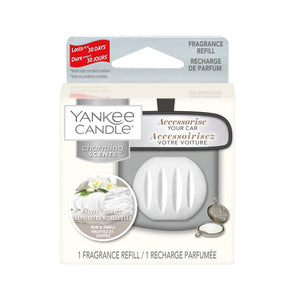 FLUFFY TOWELS -Yankee Candle- Charming Scents Ricarica di Fragranza