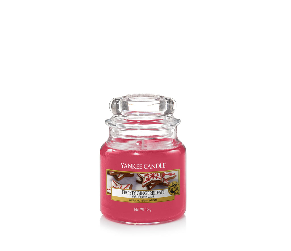FROSTY GINGERBREAD -Yankee Candle- Giara Piccola