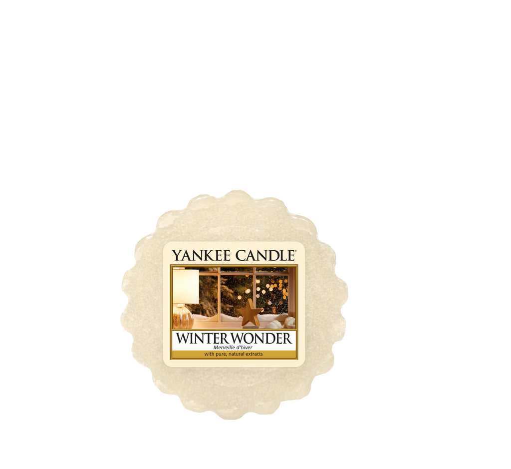 WINTER WONDER -Yankee Candle- Tart