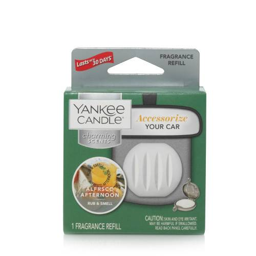 ALFRESCO AFTEROON -Yankee Candle- Charming Scents Ricarica di Fragranza