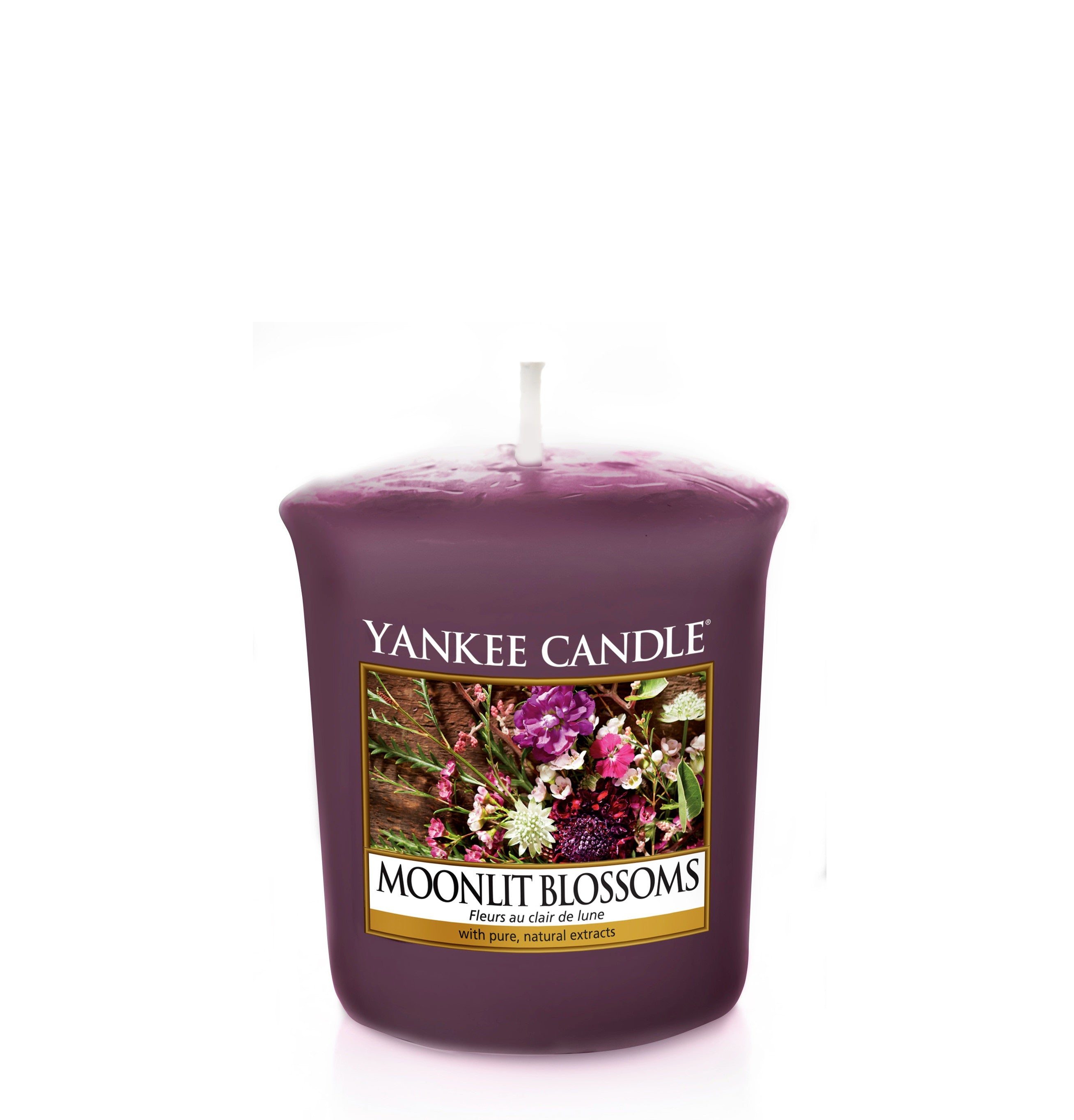 MOONLIT BLOSSOMS -Yankee Candle- Candela Sampler