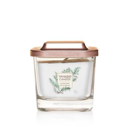 ARCTIC FROST -Yankee Candle- Candela Piccola