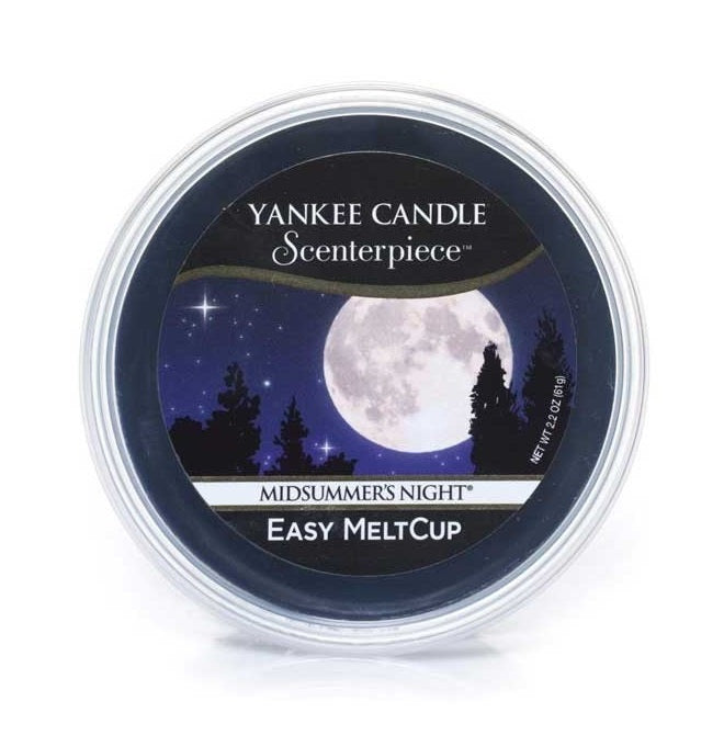 MIDSUMMER'S NIGHT -Yankee Candle- Easy MeltCup