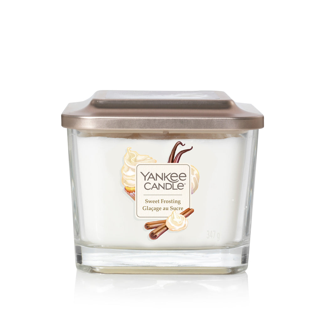 SWEET FROSTING -Yankee Candle- Candela Piccola
