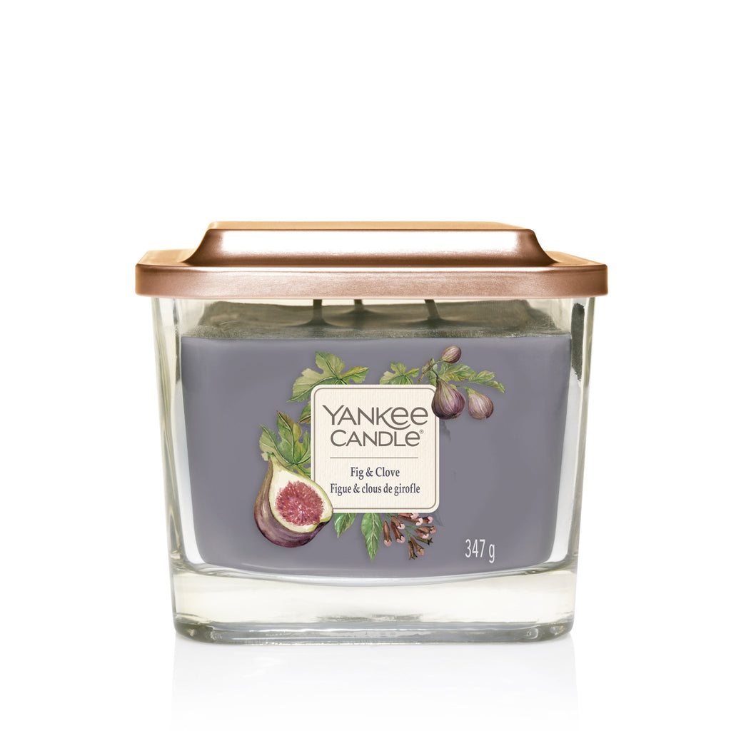 FIG & CLOVE -Yankee Candle- Candela Media