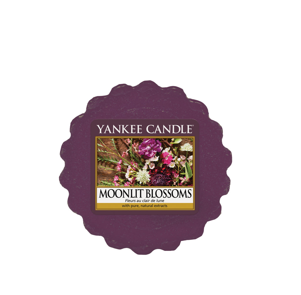 MOONLIT BLOSSOMS -Yankee Candle- Tart